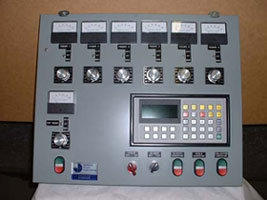 Custom Built Control Panels